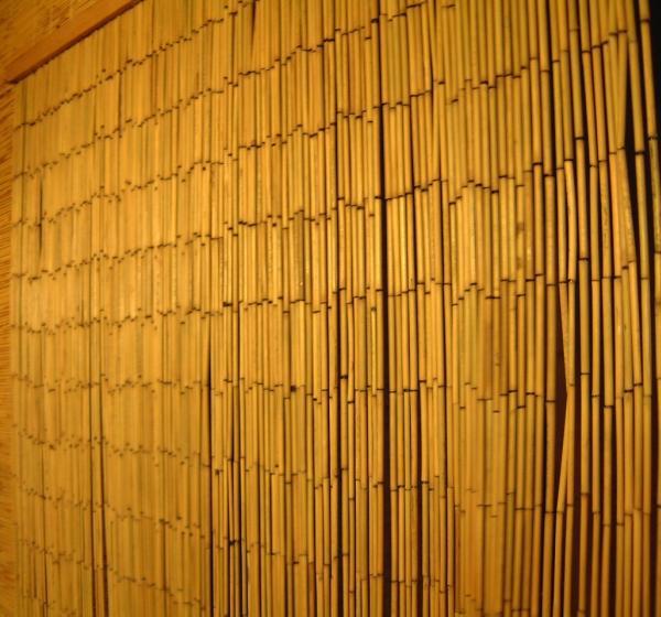 竹製 のれん(S) 幅89cm×縦 90cm