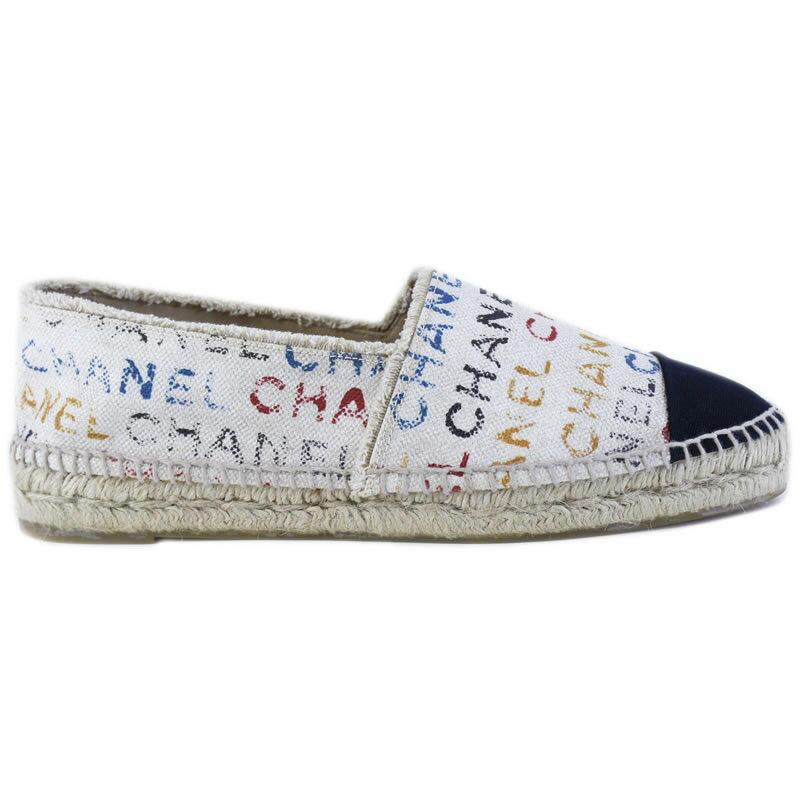 レディース靴, スリッポン CHANEL G29762 40 25.5cmPAWN SHOP