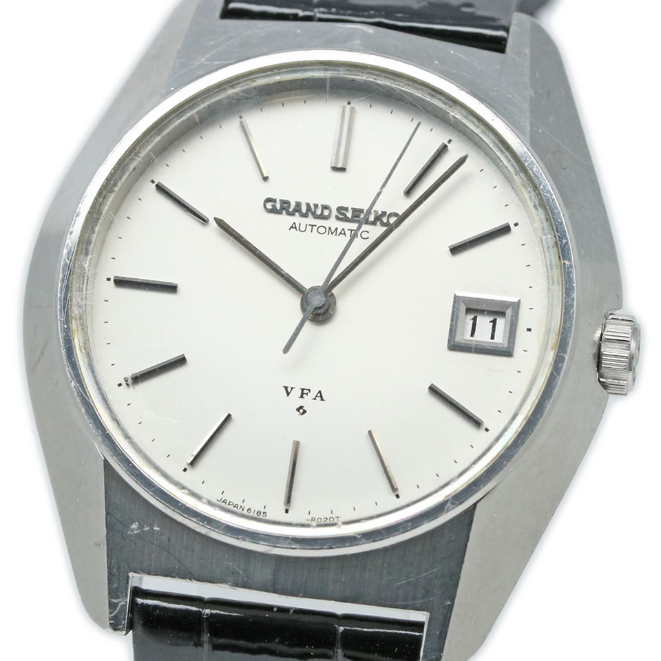 腕時計, メンズ腕時計 GRAND SEIKO 61GS VFA 6185-8020 Cal.6185A V.F.A. 6185-8020 Cal.6185A 19705 PAWN SHOP