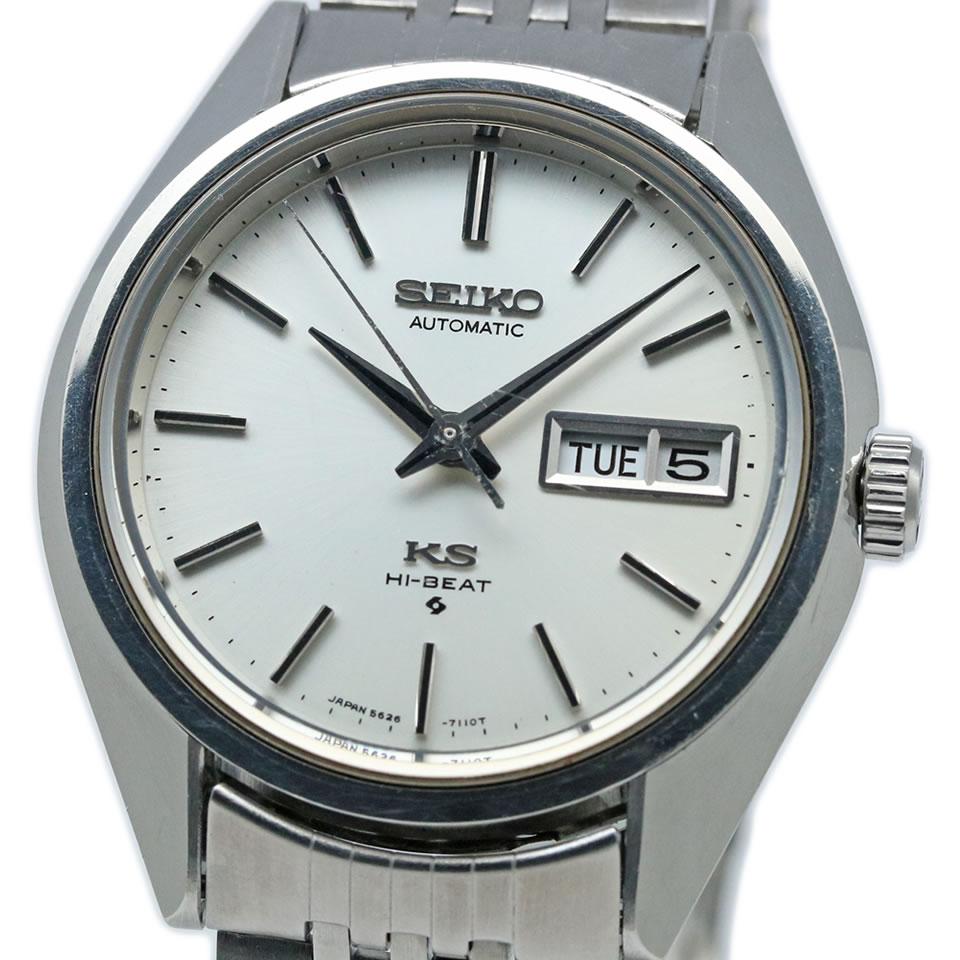 腕時計, メンズ腕時計 KING SEIKO Hi-Beat 5626-7110 5626A 56 5626-7110 5626A 19725 PAWN SHOP ATF