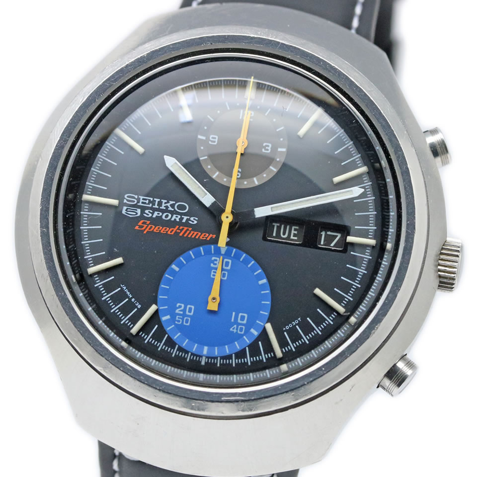 腕時計, メンズ腕時計 SEIKO 5SPORTS SPEEDTIMER Ref.6138-0020 Cal.6138B 5 6138-0020 PAWN SHOP