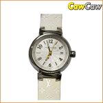 LOUISVUITTONルイヴィトン腕時計Q1313タンブールホログラムクォーツレディースボーイズ【送料無料】【中古】