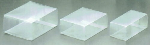 PE製透明ケース クリアキャラメルケースOP6×500枚 パック