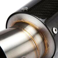 CBR400R2013-カーボンスリップオンマフラー