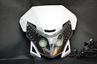 LEDヘッドライトWDR-ZTTRセローCRF250CRF50KSR110KDX250