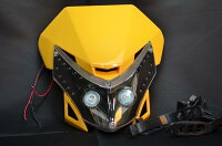 SFヘッドライトYWR250SBランツァRMXDT200FTR223Dトラッカー