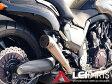 V-MAX1700 2009-2017 LCI GPチタンスリップオンマフラー