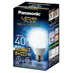 AE22 パナソニック LED電球 プレミア E26 40形 4.4W 一般電球タイプ 昼光色相当 LDA4DGZ40ESW2【1価】【ポイント消化】