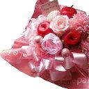 誕生日プレゼント 花 プリザーブドフラワー バラ入り プリザーブドフラワー入りギフト ラテ ケース付き