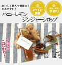 ハニーレモンジンジャーシロップ3本(お返し・ギフト・誕生日・快気祝い・お見舞い・送料無料*)