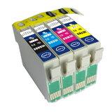 【メール便送料無料】保証付・チップ付 エプソン 互換 IC69 IC4CL69 ブラック増量 4色SET