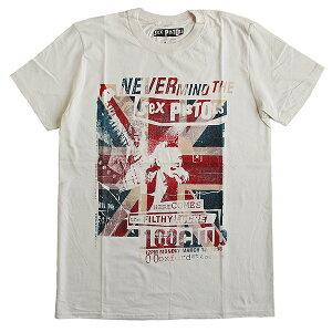 セックス・ピストルズ SEX PISTOLS メンズ半袖Tシャツ ロックTシャツ バンドTシャツ パンク PUNK 正規ライセンス品 送料無料