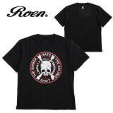Roen/ロエン/メンズ/半袖Tシャツ/ロゴ/レディース