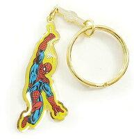 スパイダーマン■キーホルダー■金ゴールド■その8■マーベル