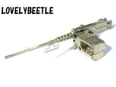 【送料無料】AF1/16 アメリカ軍戦車用 金属(ニッケルシルバー)製 新型ハイグレード ブロ…