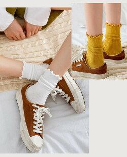 送料無料スニーカーソックス靴下セットフリルソックス5足セットフットカバーショートソックスカバーソックスレディース黒無地シンプルかわいいおしゃれ