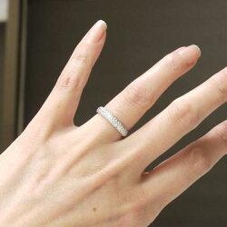 プラチナ900パヴェリングエタニティリング0.20ctダイヤモンドリングPT900結婚記念誕生日/鑑定書プレゼント結婚指輪【_包装】【_名入れ】【_メッセ入力】【RCP】05P13Jun14