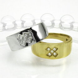 K18ゴールドダイヤモンド誕生日シンプル自分ご褒美【RCP】【_メッセ入力】【_名入れ】【_包装】P25Jan15
