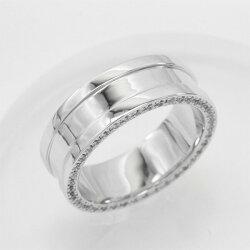 K18リングレディース側面ダイヤモンドエタニティフルエタニティリング誕生日記念日【K18WG】【K18YG】【K18PG】結婚指輪ブライダルリングプレゼントギフト結婚記念自分ご褒美10P06Aug16