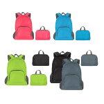 [送料無料1000円ポッキリ]折りたたみリュックバックパックリュックサック折り畳みトラベルバッグコンパクトかばん旅行鞄携帯エコバックサブバック