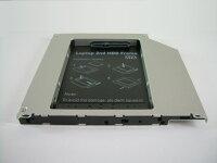 MacBook,MacBookPro光学ドライブ用HDD・SSDマウンタSATA接続9.5mm厚