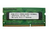 2GB PC3-10600 DDR3 1333 8chip品 204pin SODIMM PCメモリー 【相性保証付】