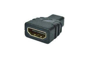 HDMI(タイプA)-microHDMI(タイプD)変換アダプター