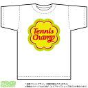 テニスチャンピオンTシャツ(DryT-shirt:白)
