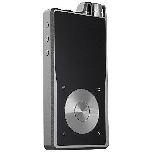 【ポイント5倍】ハイレゾ・デジタルオーディオプレーヤーQuestyleAudioQP2R-SG64GBスペースグレイ