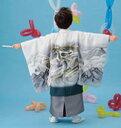 [送料込み]七五三男の子5歳着物袴11点セット和がままa501