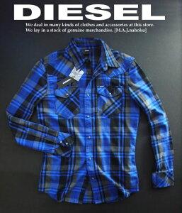 ディーゼル diesel メンズシャツ ワイシャツ 通販 人気ランキング