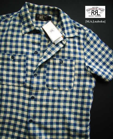 トップス, カジュアルシャツ 1599-601 RALPH LAURENRRL J126MENS