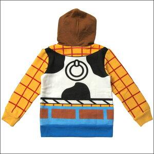 ウッディ長袖裏起毛パーカー110cm120cm130cm42ウッディ332109124332104056DisneyPixarディズニーピクサートイストーリー男の子子供服キッズジュニア長袖トップスキャラクターなりきり茶ブラウン