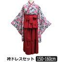 ★袴ドレス フォーマル 卒業式 150cm 160cm 90...