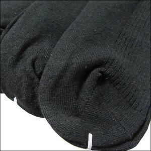 靴下レディース毛混リブハイソックス5足組23〜25cm黒set0556メール便は送料無料♪女性婦人あったかくつしたくつ下靴下ソックスセット足ブラック1000円ポッキリ