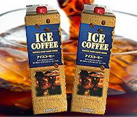 Our original authentic! Liquid ice coffee ( 1 liter x 2, sugar-free type )