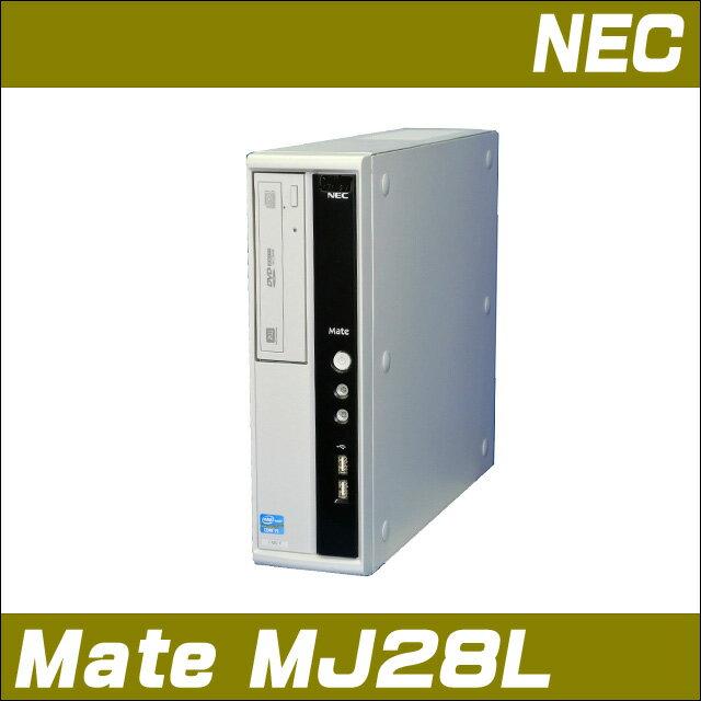 中古パソコン Windows7-Proセットアップ済み 安心3ヶ月保証 NEC Mate MJ…