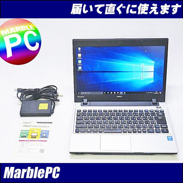 中古パソコン Windows10 NEC VersaPro VK27MC-M Corei5-4…