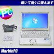 中古パソコン Windows7 Panasonic Let's note NX2JDQYSi5-3320M 2.6G/12.1WXGA++/HDD500G/WLANBluetooth/Webcam/Falica/Win7PRO64累積7910h/WPS Office付/難【中古】