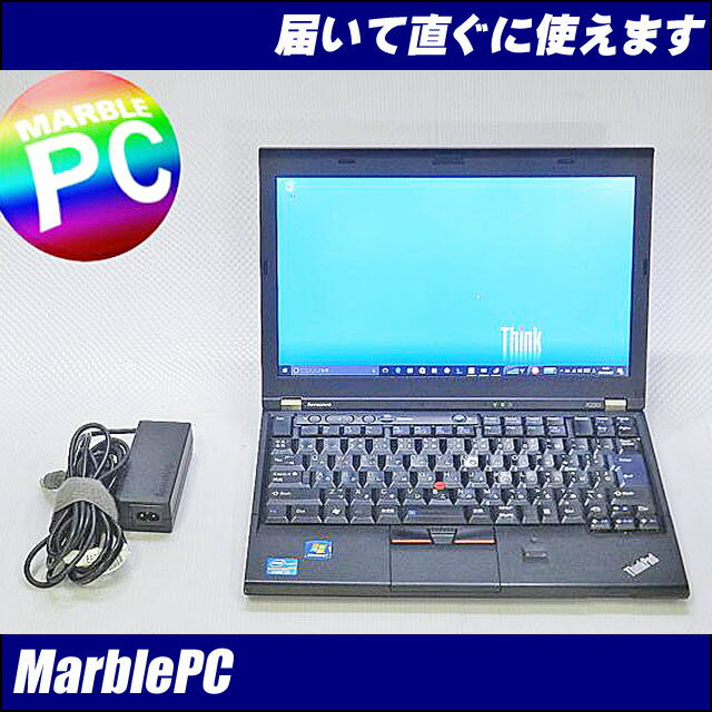 中古パソコン Lenovo ThinkPad X220i/TYPE:4286-33J/Core…