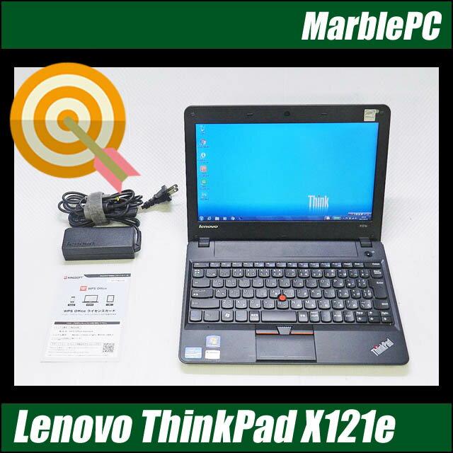 中古ノートパソコン Lenovo ThinkPad X121e 【中古】 Windows7-P…