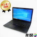 SONY VAIO Fit 15E SVF152C16N 【中古...