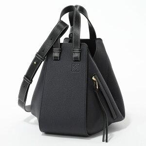 LOEWE 38712KBN60 HAMMOCK SMALL BAG吊床小包6way手提包单肩包5605 / MIDNIGHT-BLUE包女士