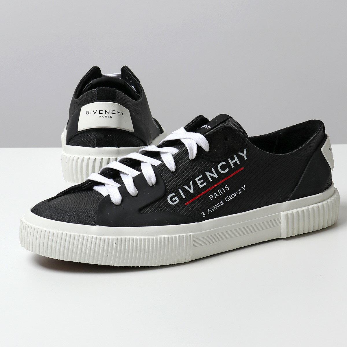 メンズ靴, スニーカー 1,000OFF28GIVENCHY BH001TH0L9 TENNIS LIGHT SNEAKER 001BLACK