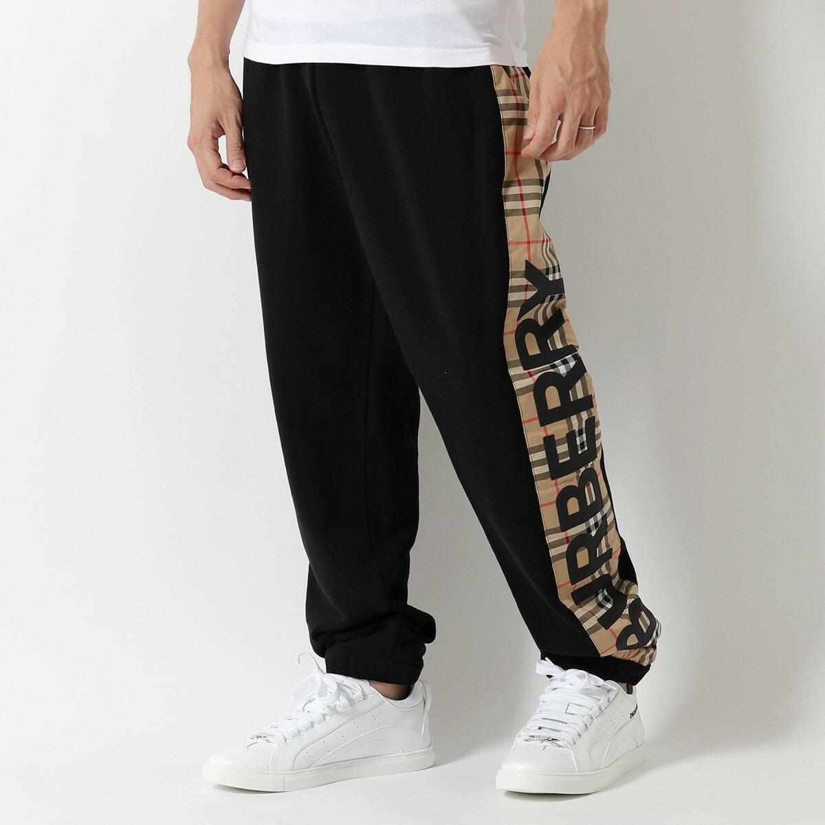 メンズファッション, ズボン・パンツ BURBERRY 8024541 BLACK