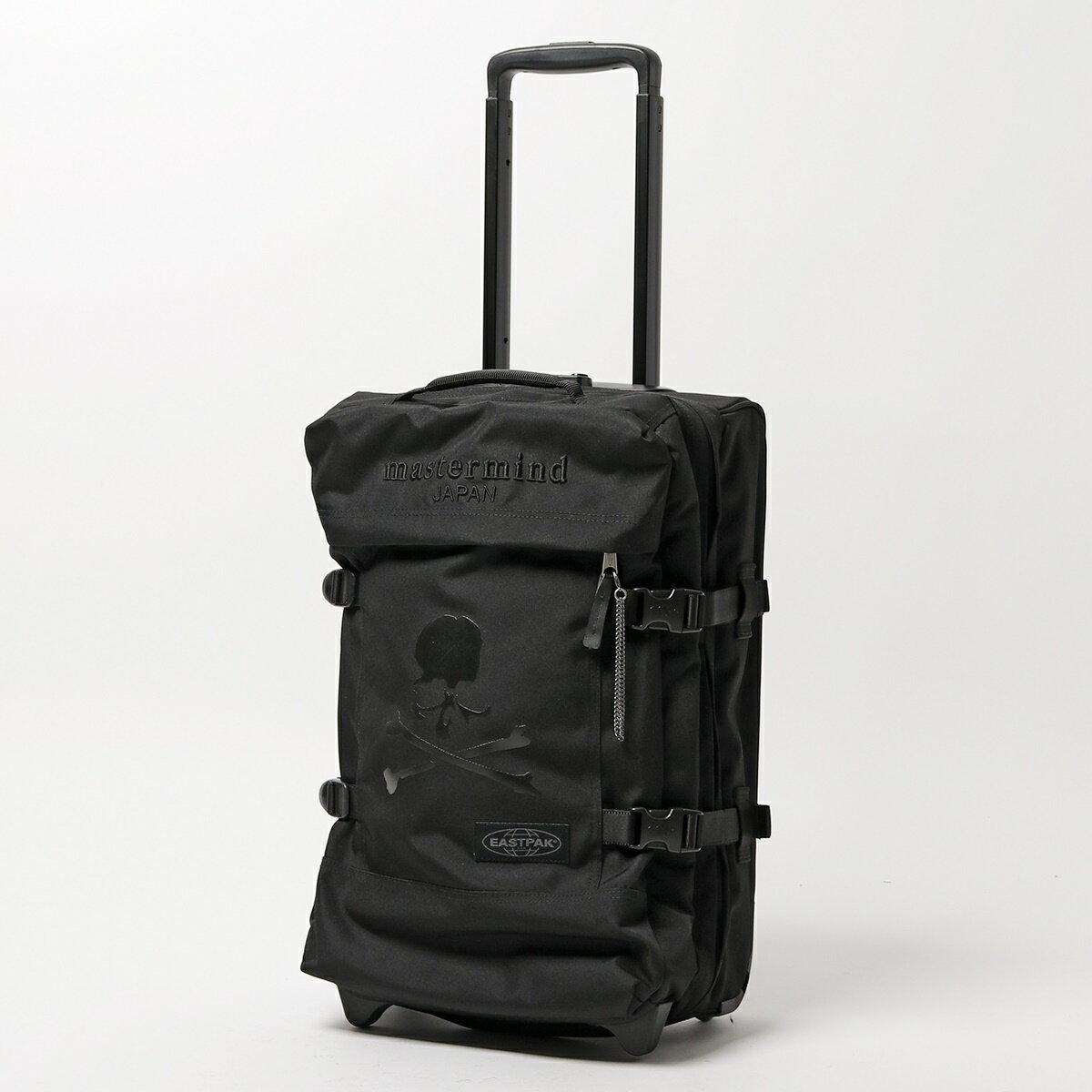 バッグ, スーツケース・キャリーバッグ mastermind JAPAN EK0A5B7A EASTPAK MASTERMIND E18MIND-BLACK