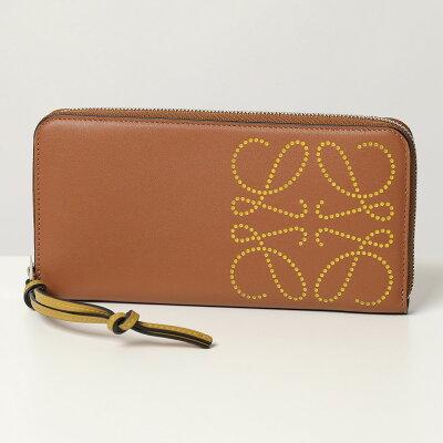 ロエベの人気レディース財布リピート