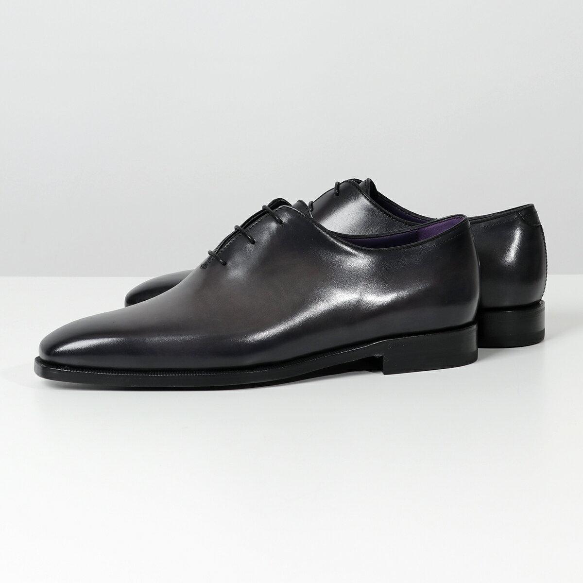 メンズ靴, ビジネスシューズ Berluti S1412 001 DEMESURE K01NERO