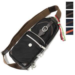 Orobianco オロビアンコ 0630 ANNIBALE-F NYLON VIT NEW-VACHETTE カラー4色 ボディバッグ ショルダーバッグ ナイロン 鞄 メンズ