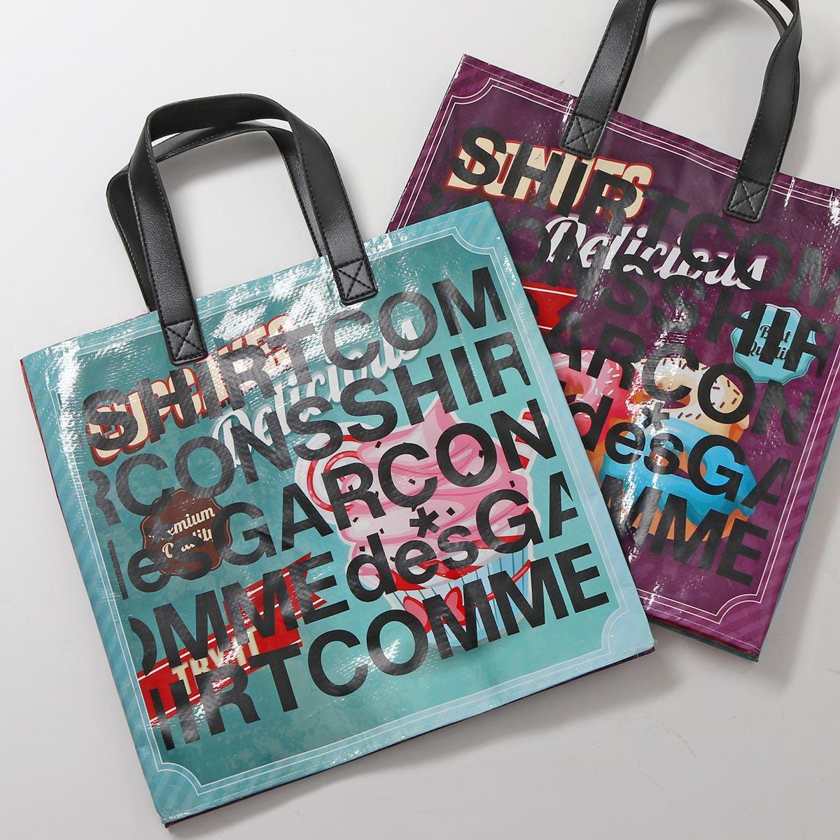 バッグ, エコバッグ COMME des GARCONS S28610 SHIRT SHOPPING BAG 1
